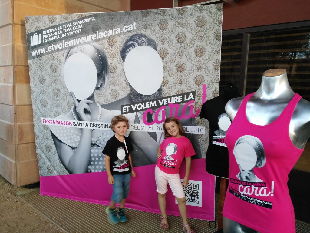 Es presenta la Festa Major 2016 de Santa Cristina d'Aro