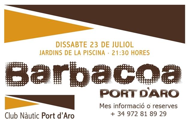 Barbacoa al port d'Aro
