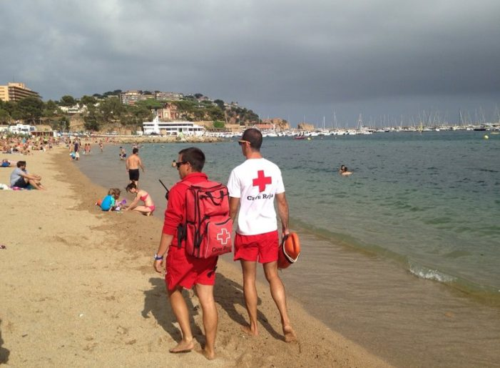 Creu Roja ja ha fet prop de 3.000 atencions sanitàries
