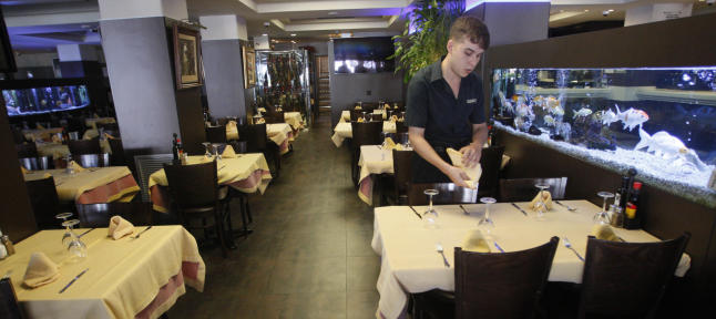 Els restaurants i locals de Platja d'Aro perden més de 50.000 euros pels incidents del 'flash-mob'