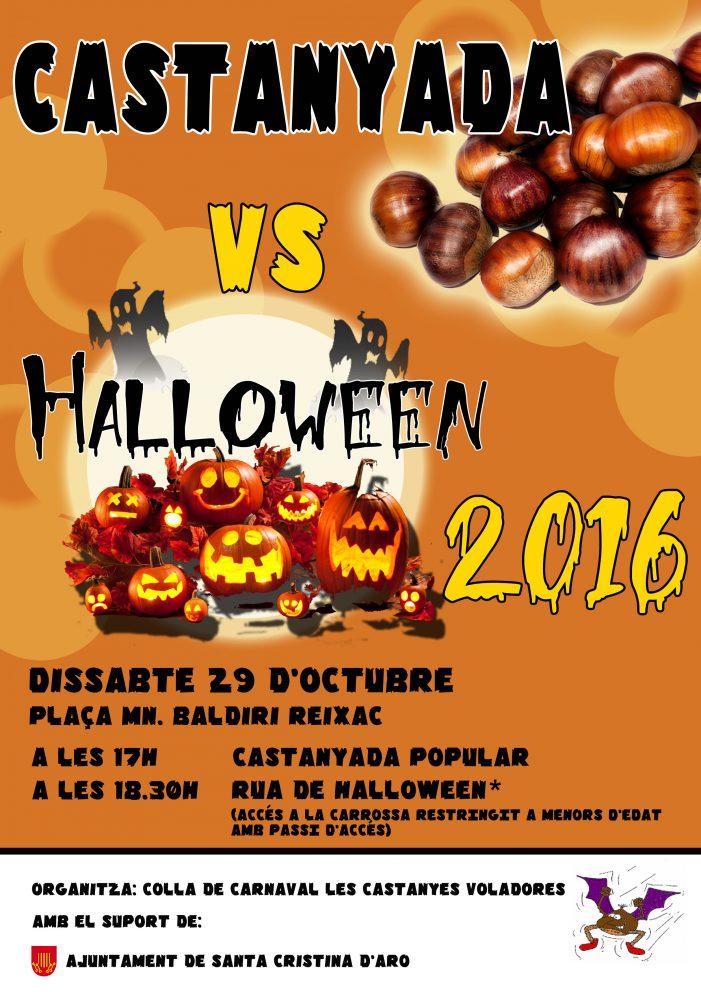 Castanyada vs. Halloween