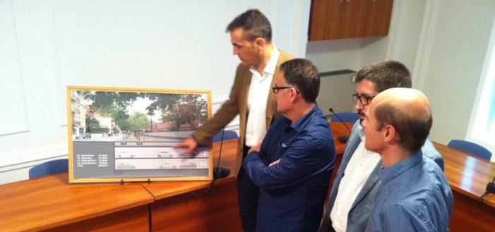 Projecten a Sant Feliu un aparcament de 598 places