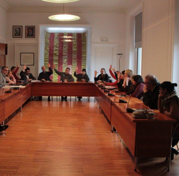El ple torna a votar a Sant Feliu els canvis entorn del monestir
