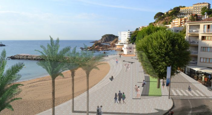 L'Estat demana a Sant Feliu informació del futur passeig