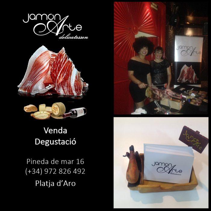 Jamón Arte – Venda i degustació a Platja d'Aro