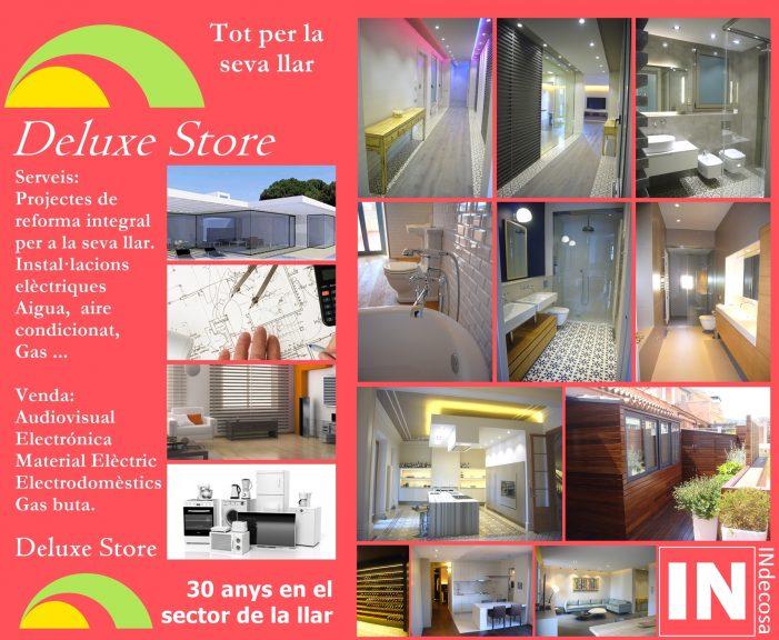 Deluxe Store : Serveis per a la seva llar