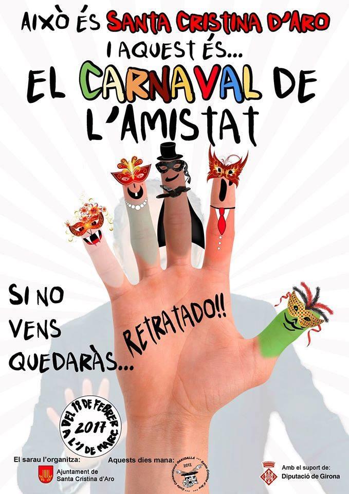 Rua del Carnaval de l'Amistat 2017