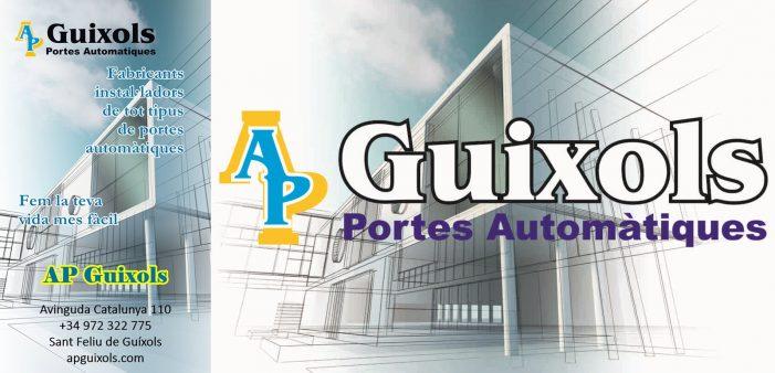 Automatismes i portes AP GUÍXOLS