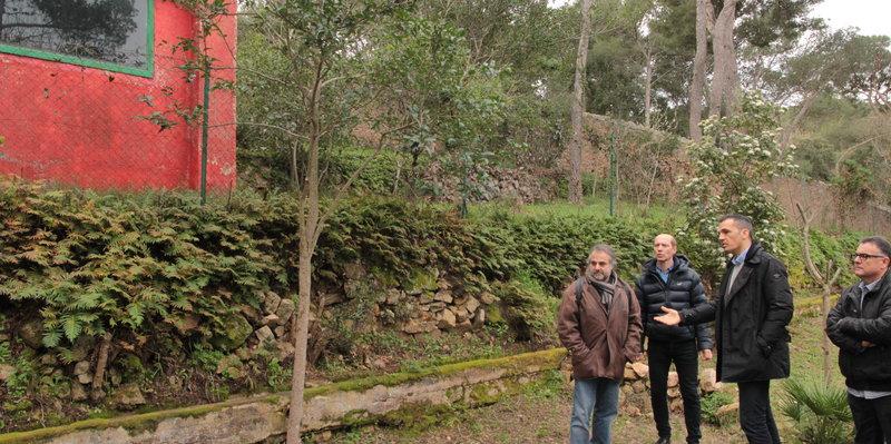 L'Ajuntament de Sant Feliu amplia domini públic a Can Blasco