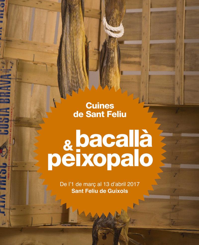 Campanya del bacallà i el peixopalo a Sant Feliu