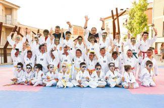 """Diumenge, campionat de tècnica de salts de taekwondo a """"La Corxera"""""""
