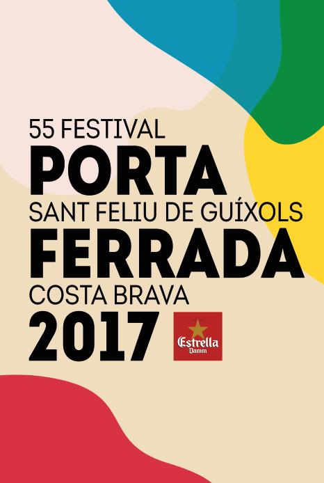 Descomptes del 20% en el preu de les entrades del Festival de la Porta Ferrada a l'Oficina de Turisme de Sant Feliu de Guíxols