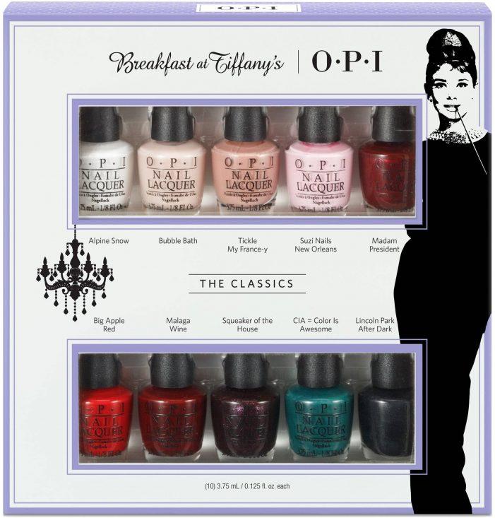 """""""BREAKFAST AT TIFFANYS"""" Un clàssic que inspira la nova col·lecció d'Opi"""