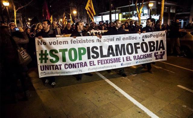 Xerrada contra la islamofòbia a Santa Cristina