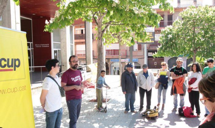 La CUP vol habitatges socials al llegat Anlló