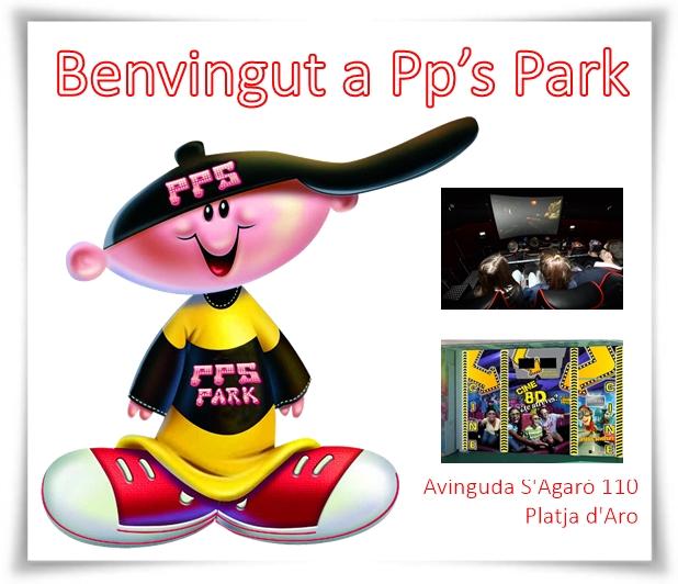 Pp's Park, el parc d'atraccions de la Costa Brava