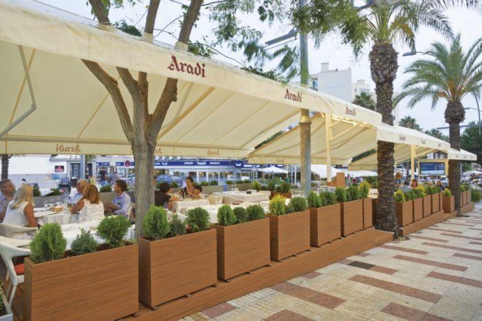 Nova etapa gastronòmica al restaurant Aradi