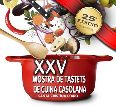 XXV Mostra de Tastets de Cuina Casolana