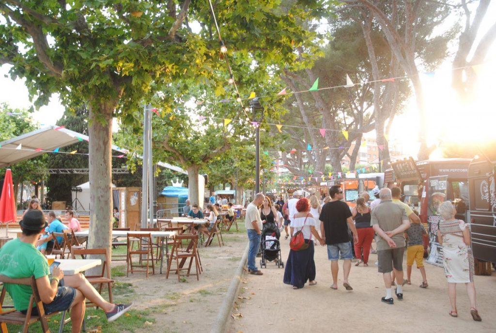 L'Ajuntament vol potenciar el Nomad Festival