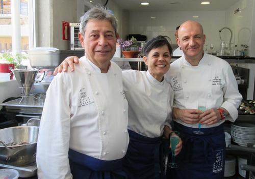 DISSABTE SHOW COOKING AL MERCAT COBERT AMB EL CAU DEL PESCADOR
