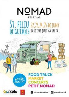 Torna el festival Nomad el cap de setmana de Sant Joan