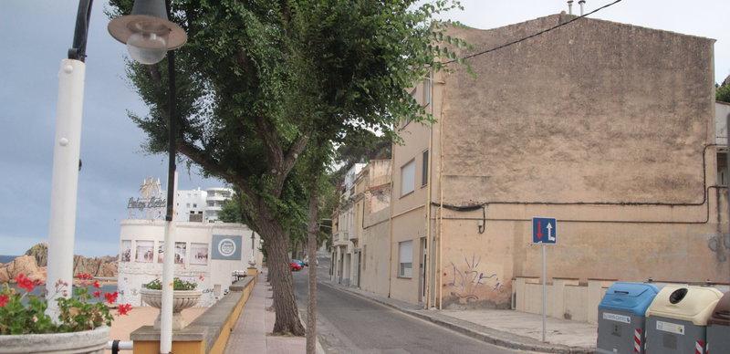 El sector urbà de Rius i Calvet, a Sant Feliu, en la recta final