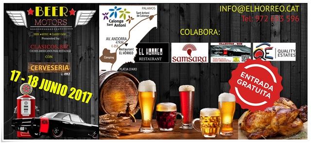 Beer Motors: Exposició de cotxes clàssics americans