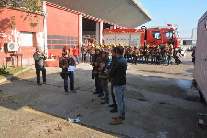 Dos petits incendis a Verges i Sant Feliu posen en alerta els bombers