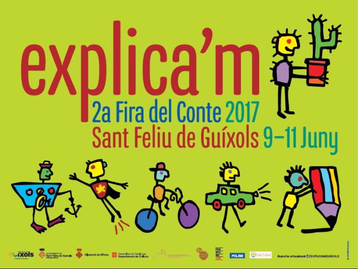 Sant Feliu de Guíxols programa una segona Fira del Conte amb el repte de superar un primer any de fàbula