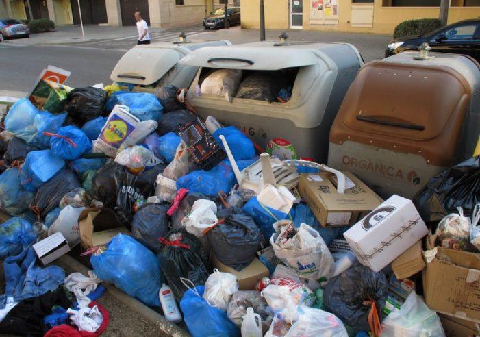 Moció de Guíxols des del Carrer per reduir els residus