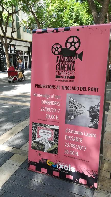 Nova Mostra de cinema etnogràfic a Sant Feliu de Guíxols