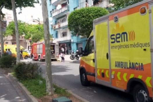 Segueix la vaga d'ambulàncies