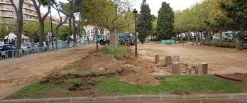 L'Ajuntament de Sant Feliu inicia l'adequació de part dels Jardins de Juli Garreta