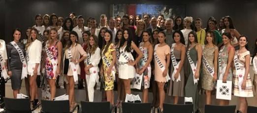 Platja d'Aro acull l'elecció de Miss World Spain
