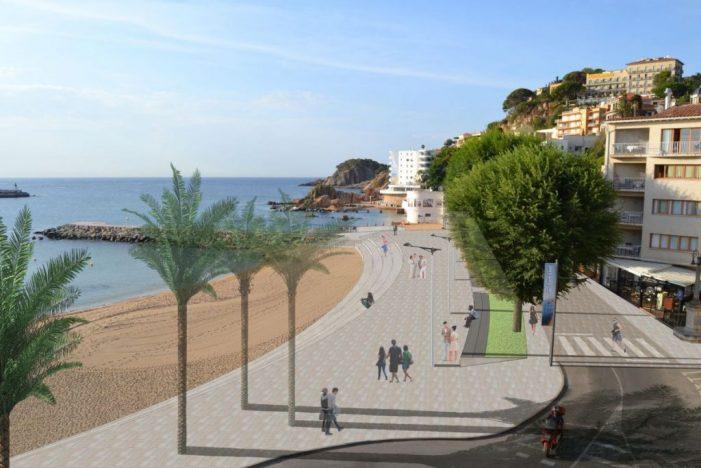 L'ACA avala la nova façana marítima de Rius i Calvet
