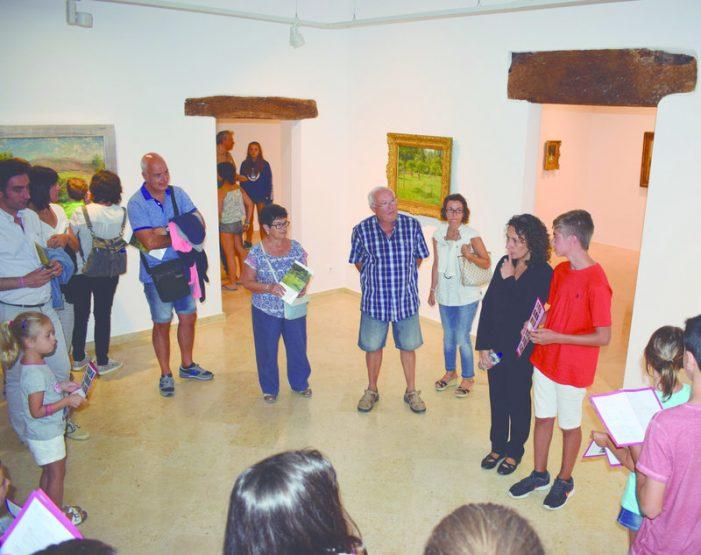 28.000 visites, a Sant Feliu, a la mostra Thyssen