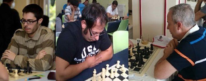 Escaquistes guixolencs destaquen en diferents torneigs