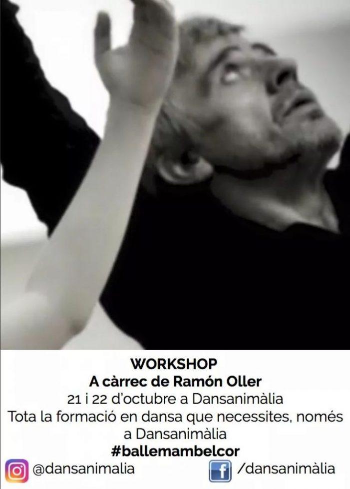 El prestigiós coreògraf Ramon Oller imparteix formació a Dansanimàlia