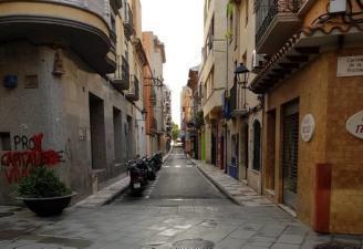 Sant Feliu inicia dilluns les obres dels carrers Sant Domènec i la Creu