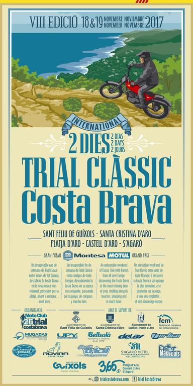 Aquest cap de setmana, Trial Clàssic Costa Brava