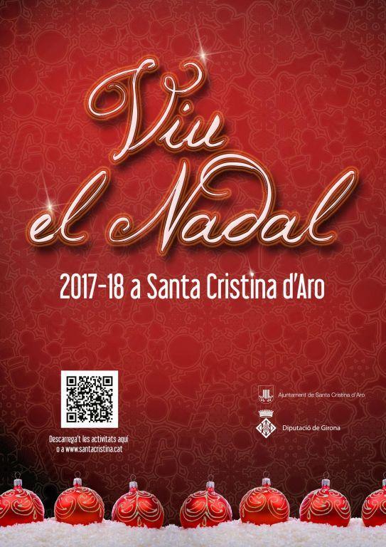 Santa Cristina consolida un programa de Nadal amb 35 activitats