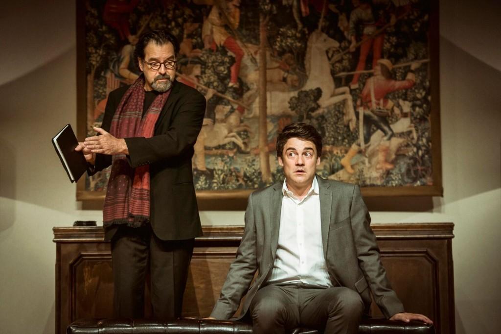 L'Electe arriba al Teatre de Sant Feliu de Guíxols