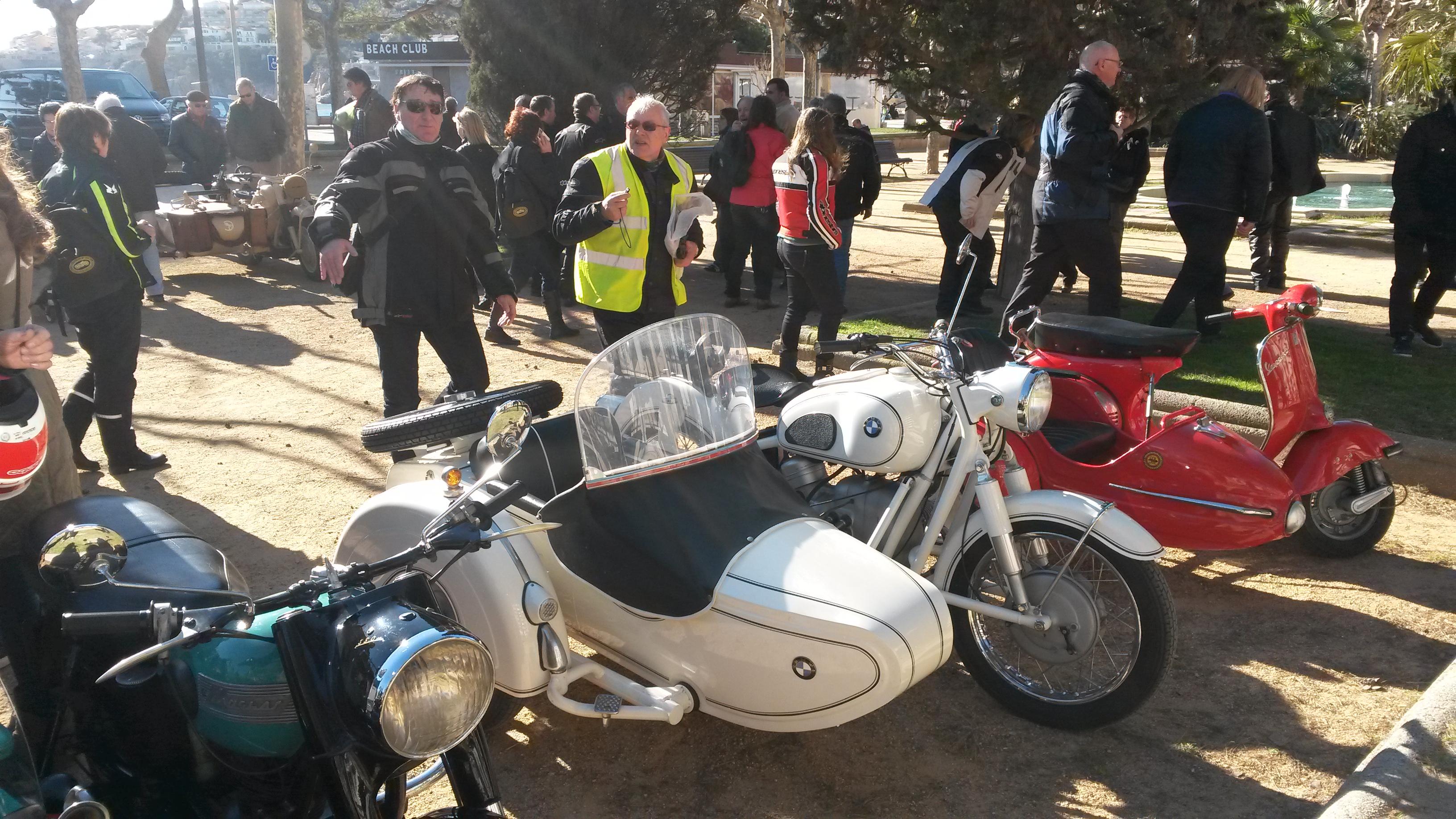 """26a Trobada de Motos Històriques """"Ruta del Carrilet"""""""