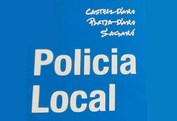 La policia de Platja d'Aro durà càmeres a l'uniforme