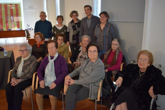 """Estrena del documental """"Les nenes de la Guerra"""" al Teatre de Sant Feliu de Guíxols"""