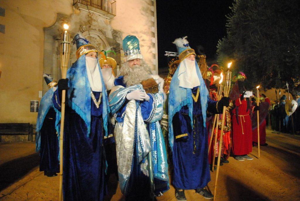 Els carters reials arriben demà, divendres ho faran els Reis d'Orient