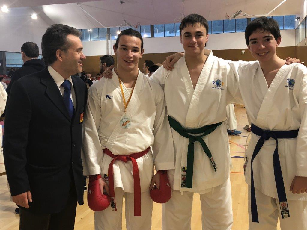 Open Catalunya de Karate