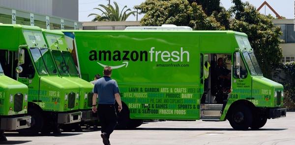 La venda en línia d'aliments posarà en perill el 15% de les botigues físiques el 2020