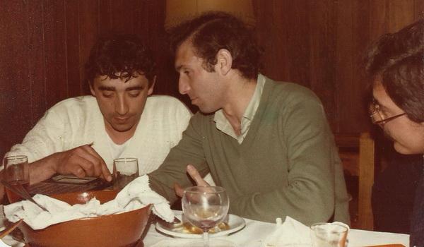 """L'EXCLUSIVA DE """"QUINI"""" A RÀDIO SANT FELIU (1981)"""