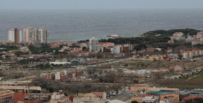 Retoc urbanístic als Estanys, a Platja d'Aro, i guanys públics